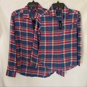 Polo by Ralph Lauren Boys Plaid Shirt NWT $49.50